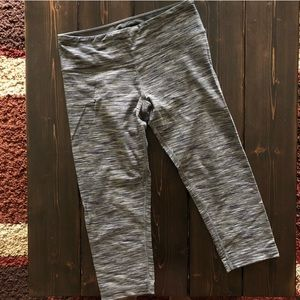 Lululemon Wunder Under Crop Wren Space Dye